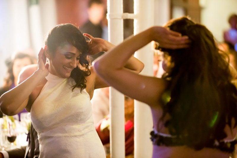 dancing bride photographer