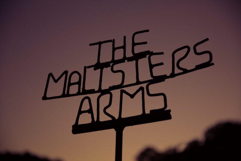 maltsters arms devon