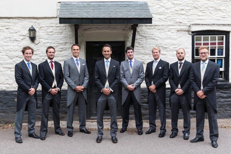 groom groomsmen photographer
