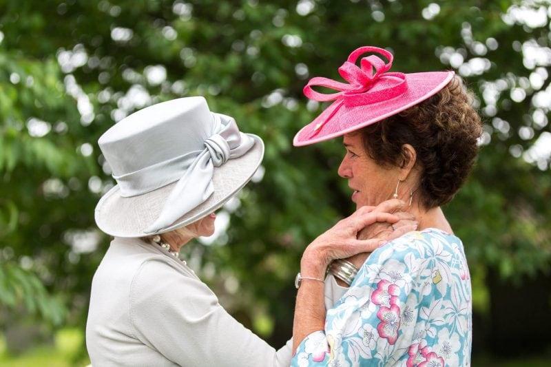 wedding ladies hats devon