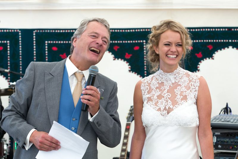 father of bride wedding speech