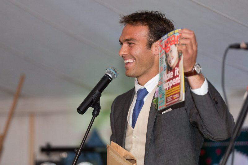 best man speech photos
