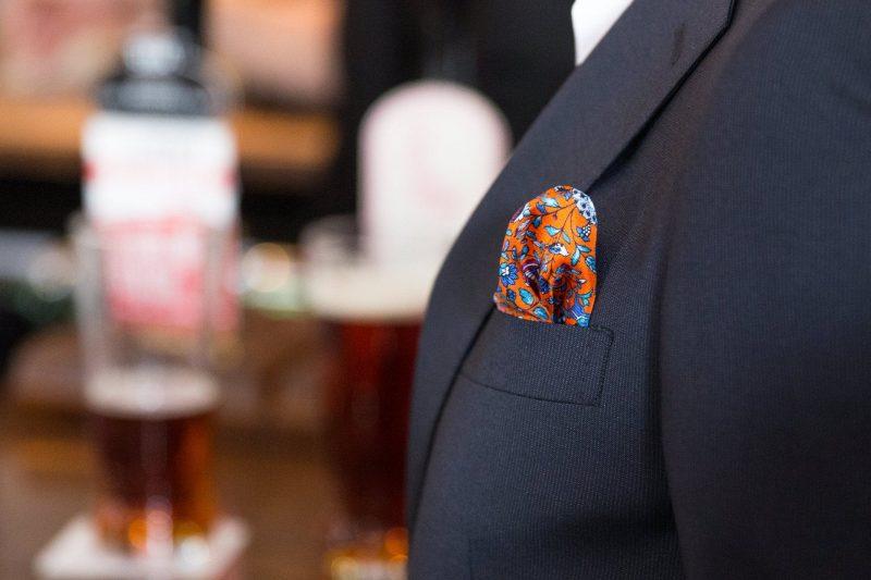 groom wedding pocket-square