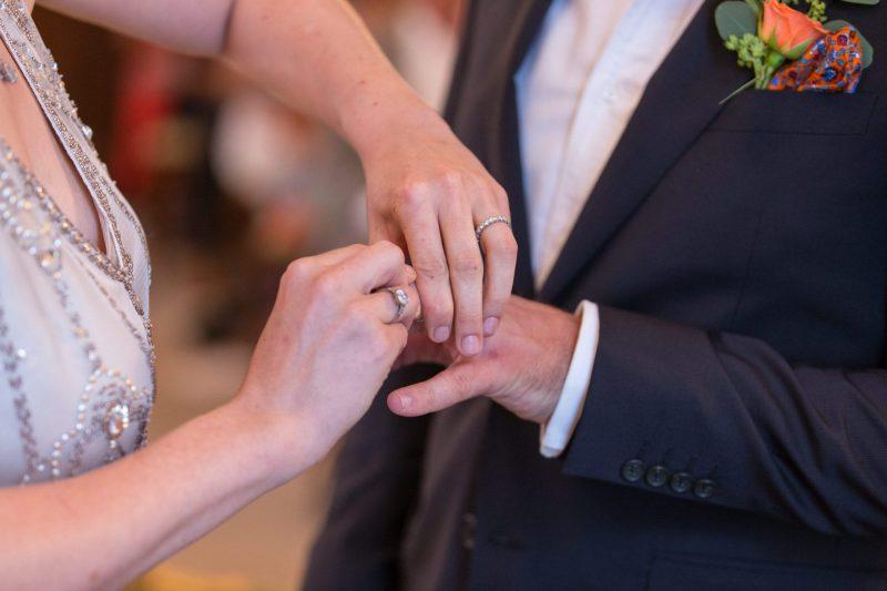 london wedding ring exchange