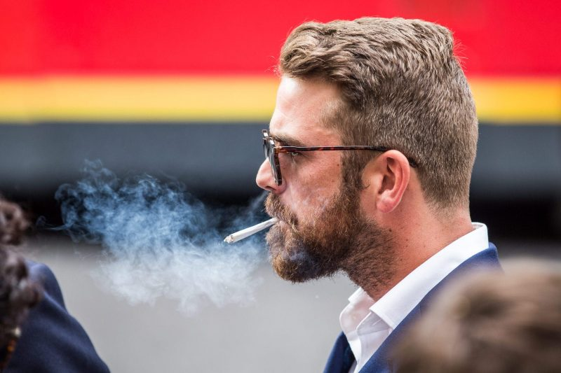 london wedding smoker