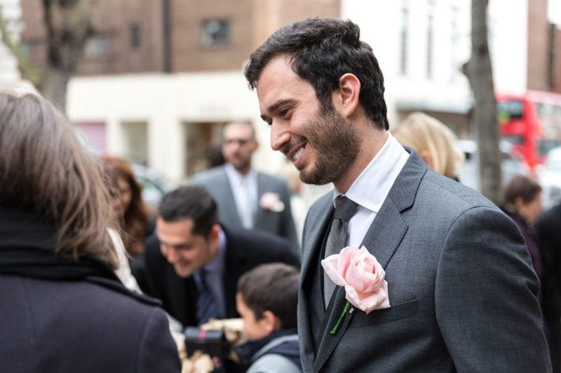 london groom