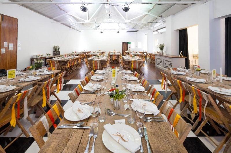 london wedding venue worx