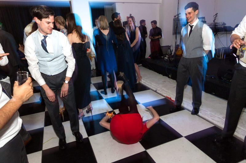 mad wedding dance moves