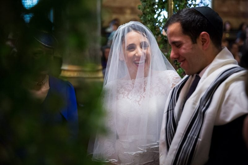 london jewish wedding ceremony