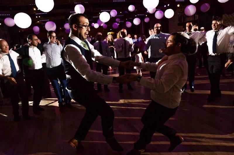 groom israeli dancing photographer