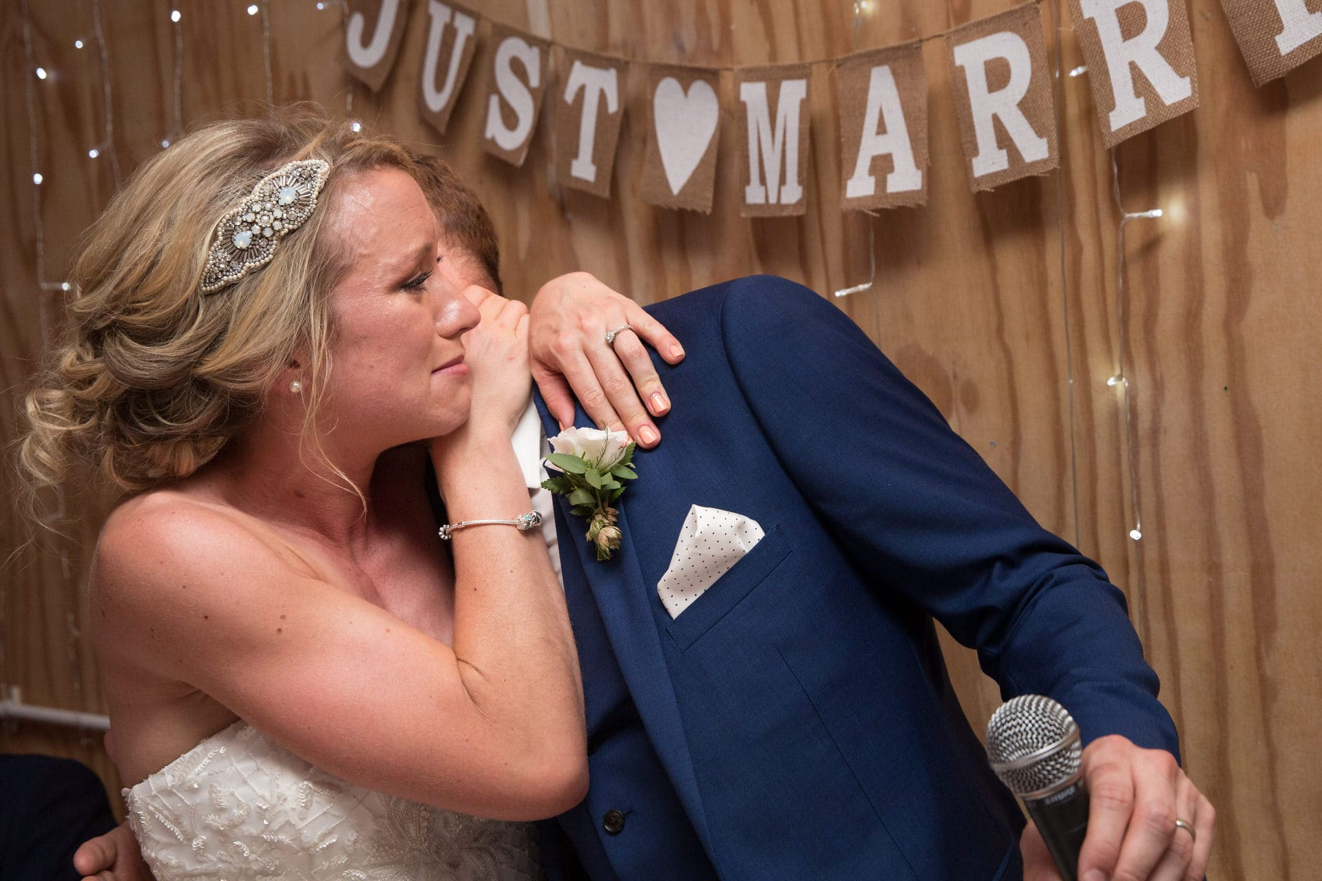 tearful london bride speeches photography