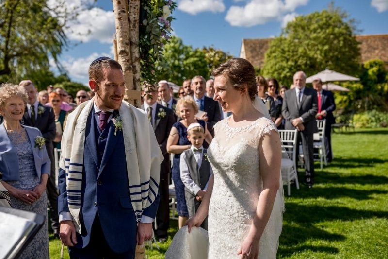 outdoor jewish wedding ceremony photographer