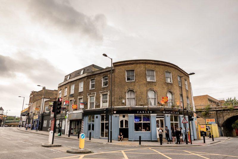 london wedding pub venue