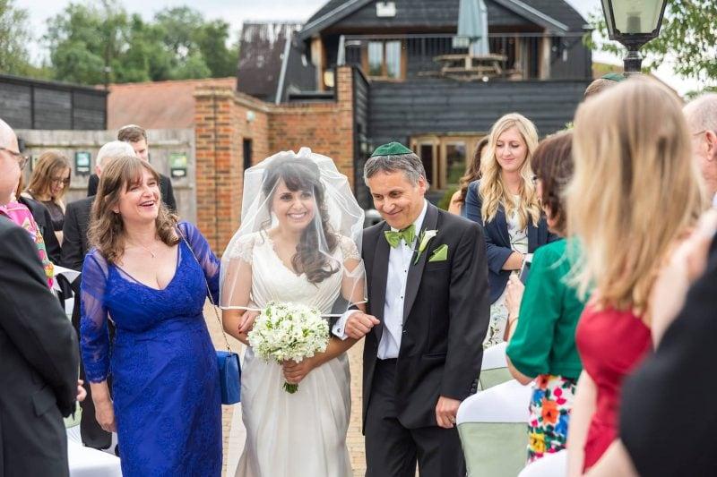 tewinbury farm jewish wedding photographer