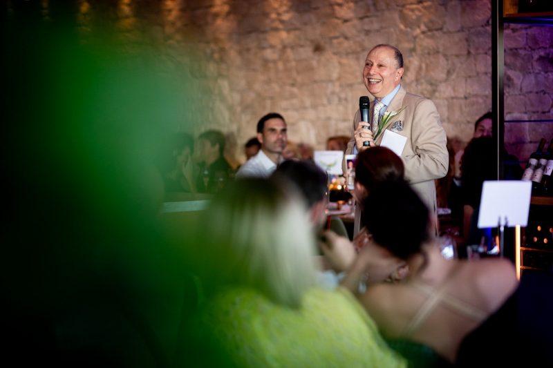 father of bride wedding speech london