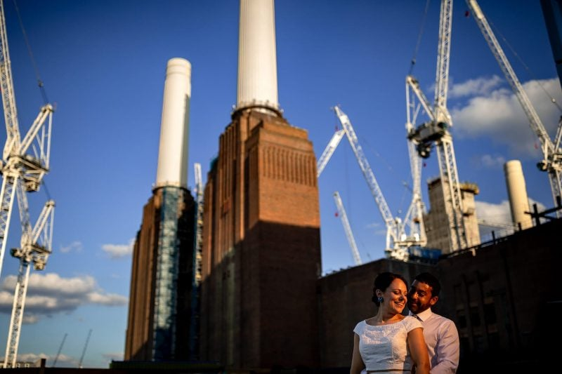 battersea wedding photographer