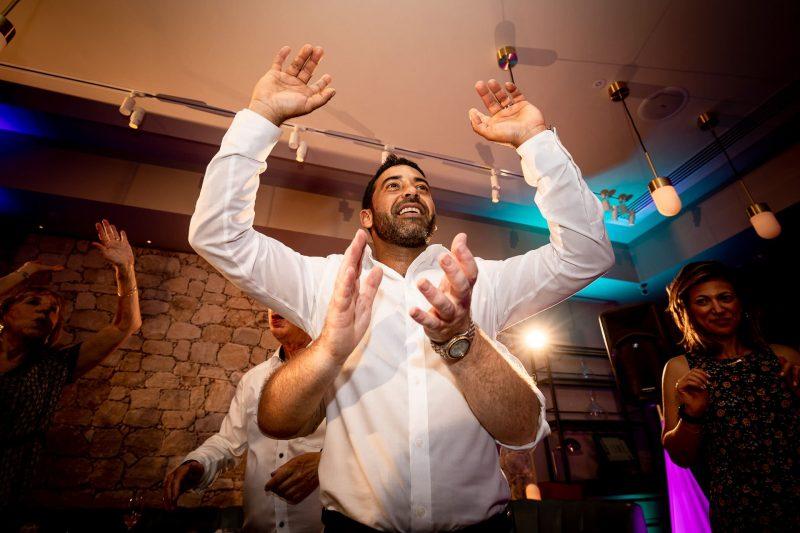 wedding dancefloor