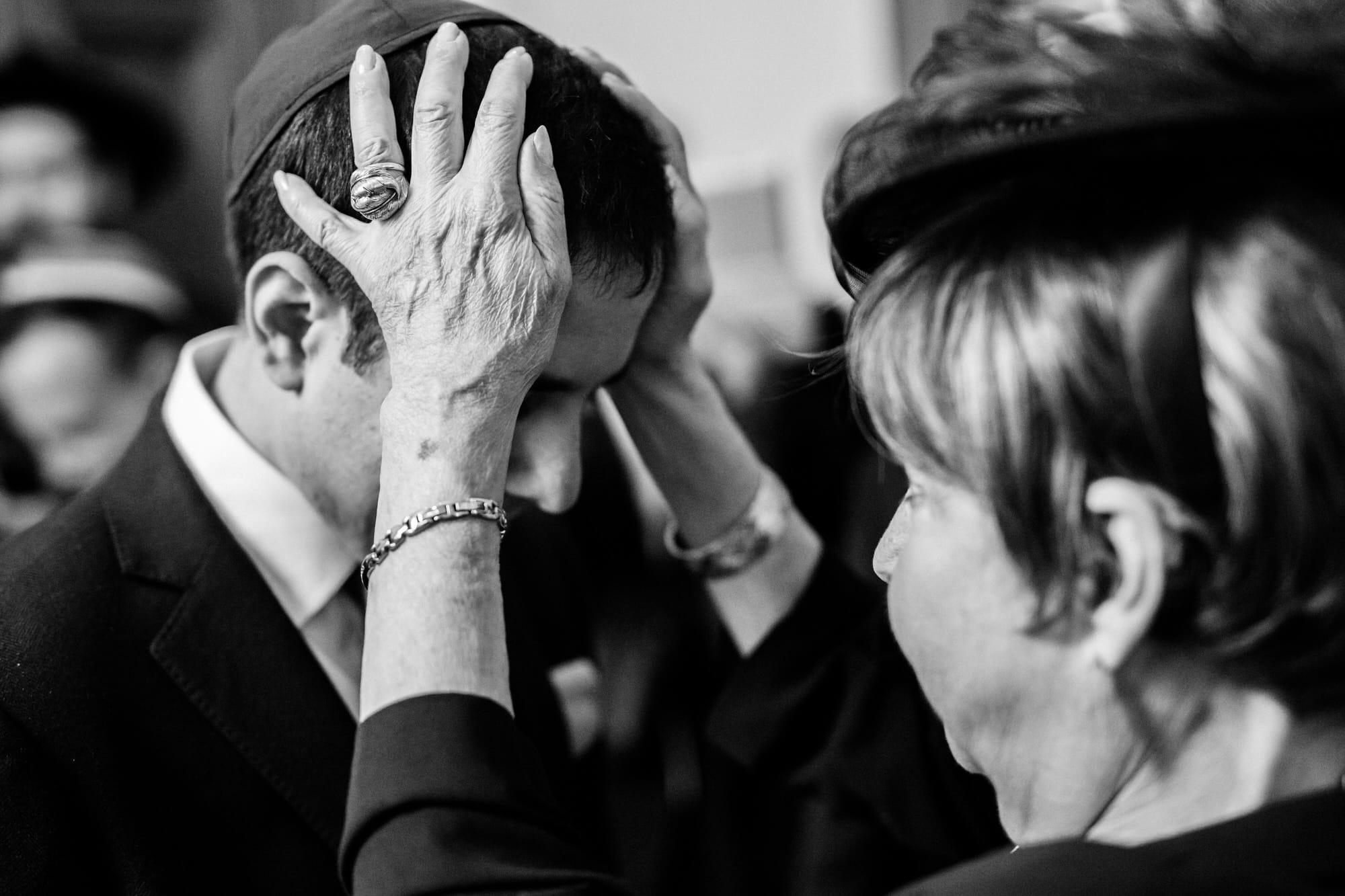 London Jewish Wedding Photographer Bedeken