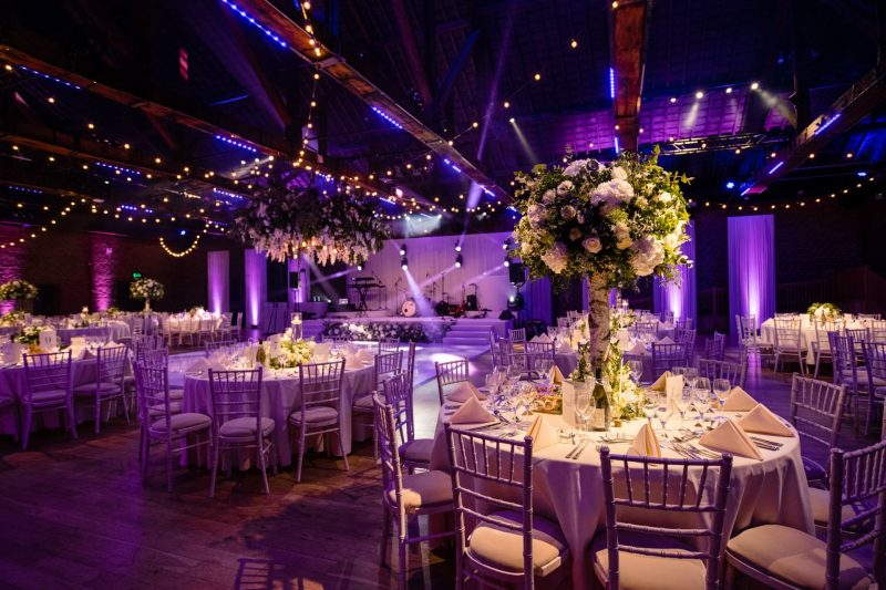 london brewery wedding reception