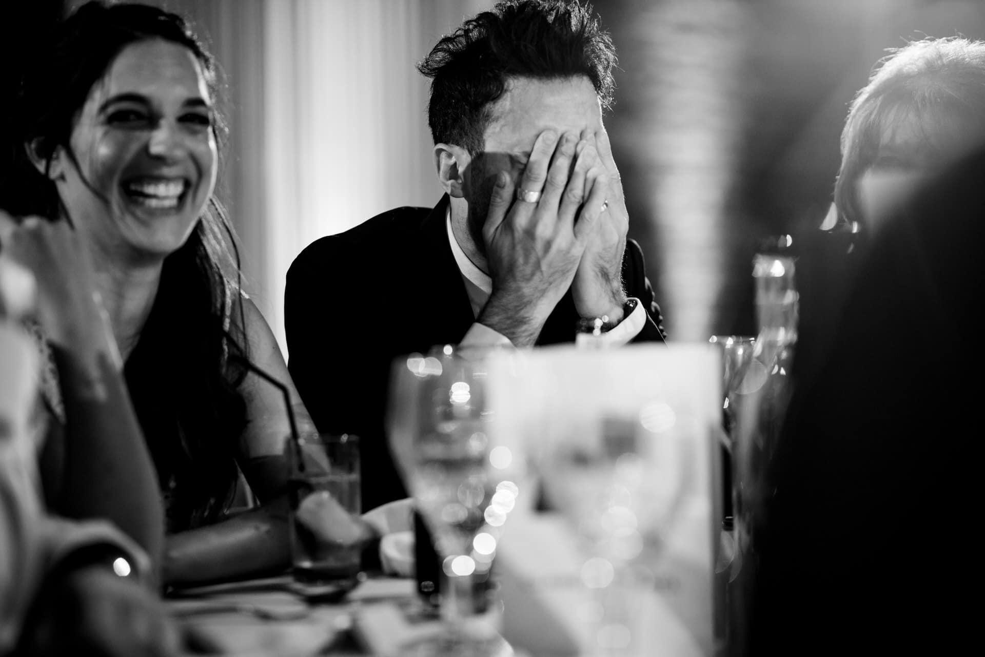 wedding speech photographer