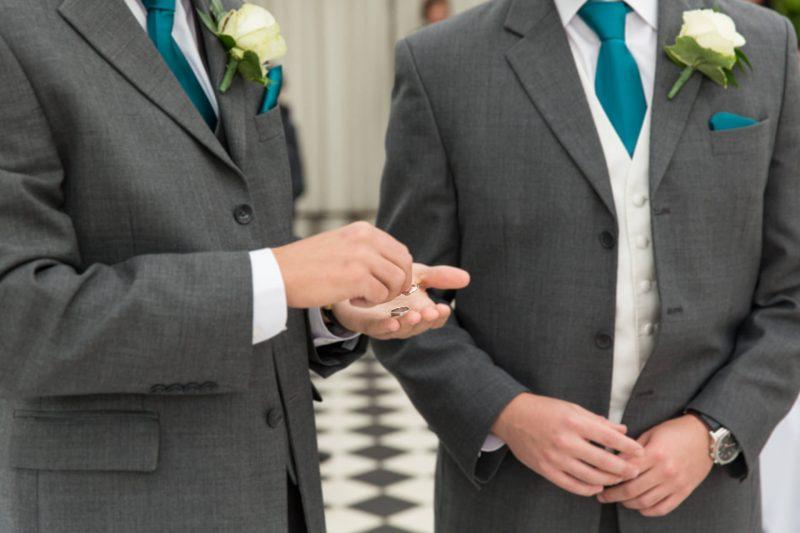 best man wedding rings
