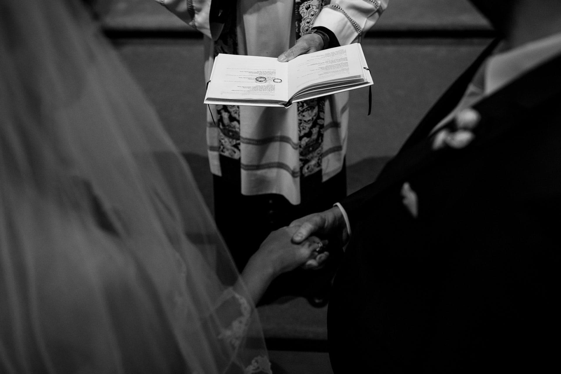 church wedding rings