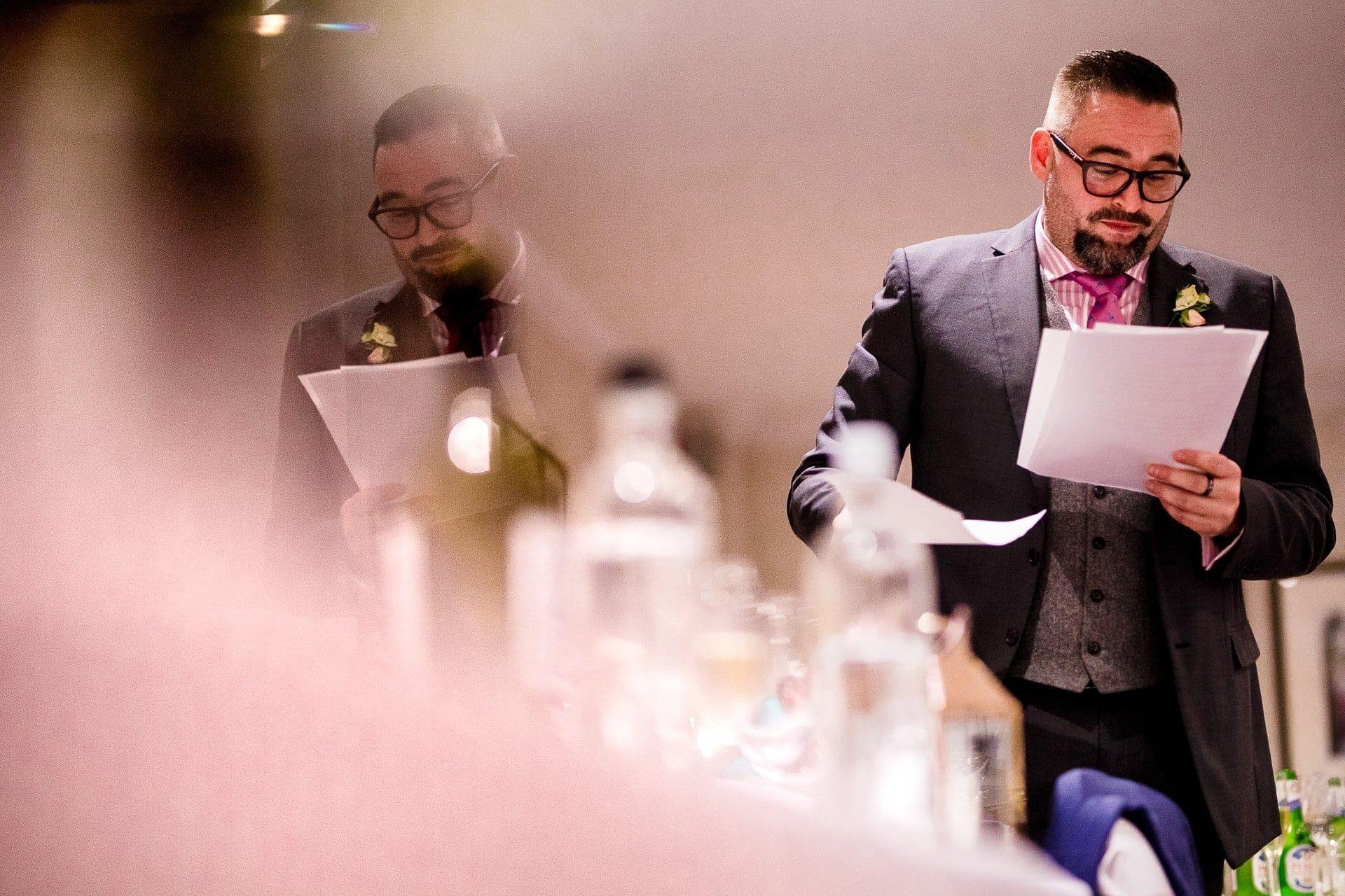 best man wedding speech christopher wren hotel
