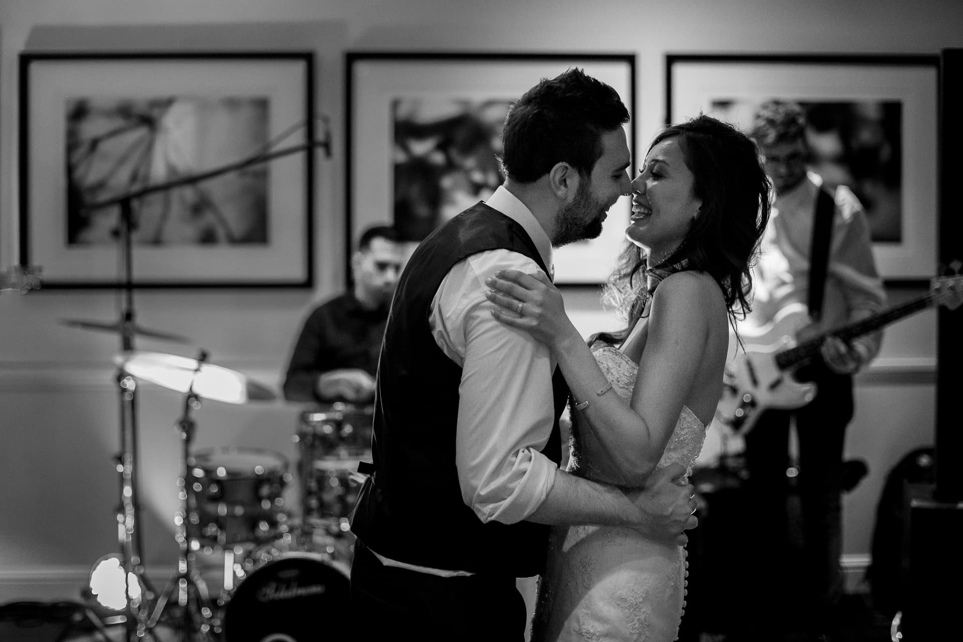 christopher wren hotel wedding first dance