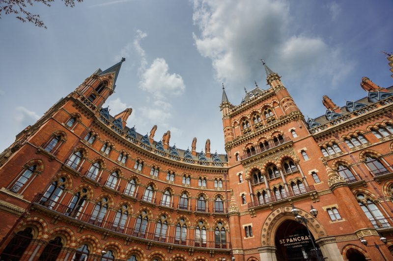 st pancras renaissance wedding photographer