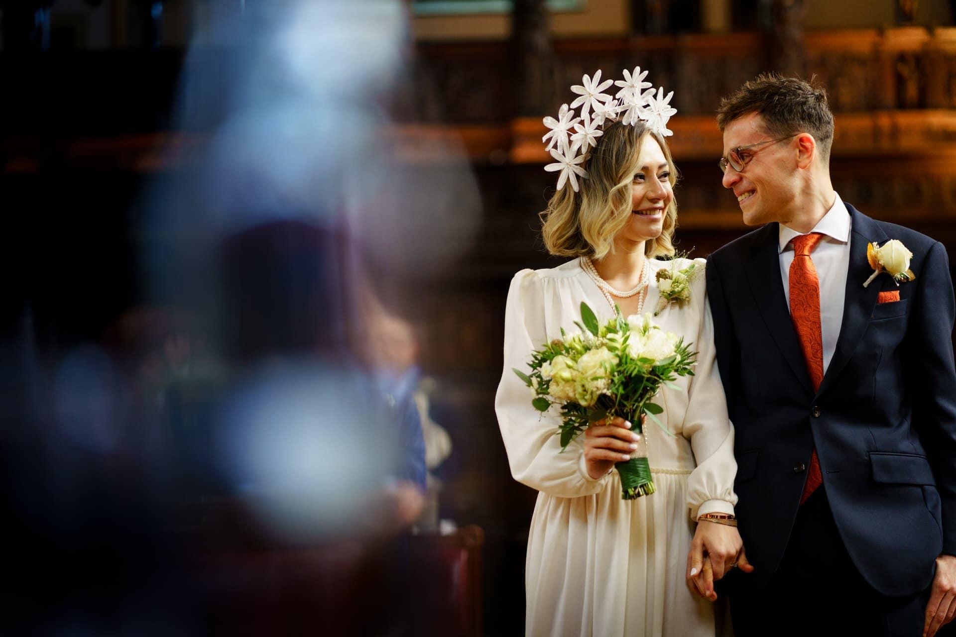 london wedding ceremony